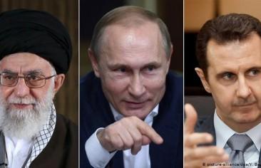افق های مشارکت استراتژیک ایران و روسیه در سوریه