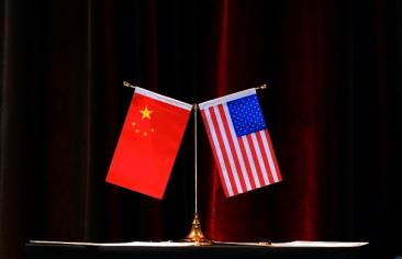 رقابت چین و امریکا و پیامدهای آن بر منطقه خاورمیانه