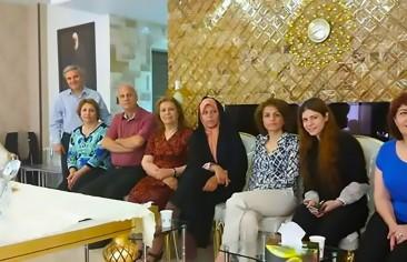 هجوم على أسرة رفسنجاني بعد لقاء فائزة هاشمي بزعيم البهائيين
