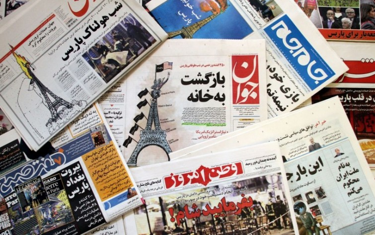 الصحافة الإيرانية (24 مايو 2016):٤٠٪ من سجناء إيران يعودون للسجن بعد إطلاق سراحهم.. وإرسال القوات إلى سوريا للدفاع عن الثورة