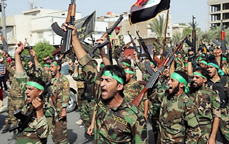 تصدير الحرس الثوري: قوات التعبئة العراقية أصبحت رسمية