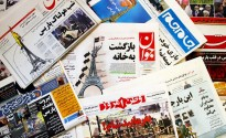 زوج زاغري يحتج أمام السفارة الإيرانية في لندن.. و «جهان صنعت»: النظام الاقتصادي غير مستعد للإصلاح
