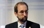 الأمير زيد يستنكر الإعدام الجماعي في إيران
