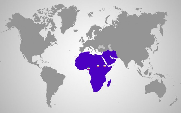 الوجود الإيراني في إفريقيا.. الدوافع والأهداف