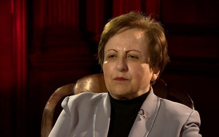 شيرين عبادي: السلطة القضائية شعبة في الاستخبارات