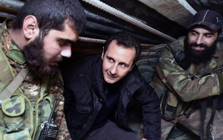 نظام الأسد والدعامة الإيرانية والدور الأمريكي.. إلى أين؟