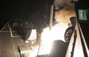 القصف الأمريكي لقاعدة الشعيرات الجوية بسوريا