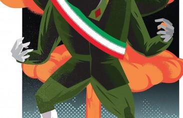 الحرس الثوري الإيراني يرهب شعبه ويلقي بظلاله على العالم