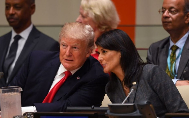 ٤٥ خبير أمن قومي يطالبون ترامب بالخروج من الاتِّفاق النووي