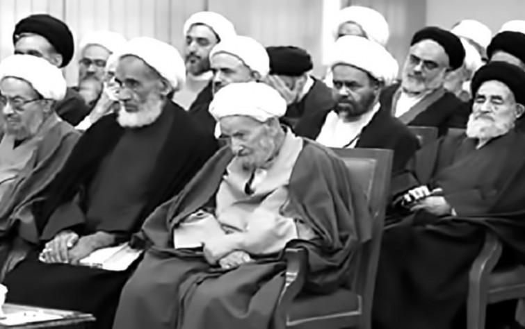 موقف النظام الإيراني من المراجع ورجال الدين المخالفين