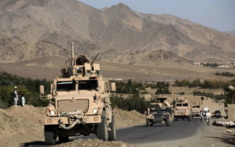 دوافع وتداعيات التدخلات الروسية – الإيرانية في أفغانستان