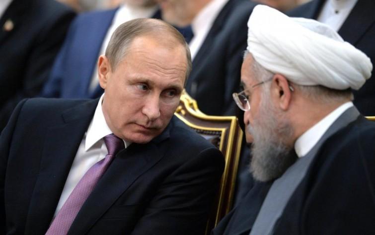 المصالح الاقتصادية الروسية فى إيران بين الشراكة والعقوبات