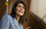 هايلي: عقوبات جديدة ستُفرض على إيران