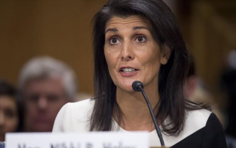 هايلي: سأقدم أدلة واضحة عن تزويد إيران للحوثيين بالصواريخ