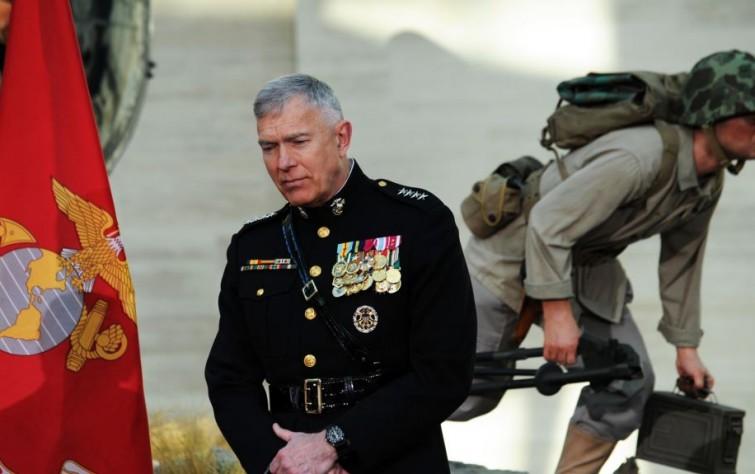 جنرال أمريكي يحذر من هجمات إرهابية تدبرها إيران