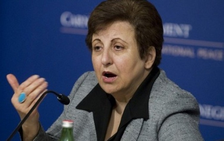 """صاحبة """"نوبل"""" تدعو لعصيان مدني.. وأغلب المعتقلين دون 25 عاما"""