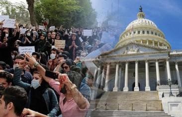 واشنطن تدعم المتظاهرين.. وعقوبات جديدة تلوح في الأفق
