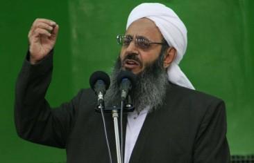 مولوي عبد الحميد: سنة إيران يتعرضون للتمييز منذ 40 عامًا