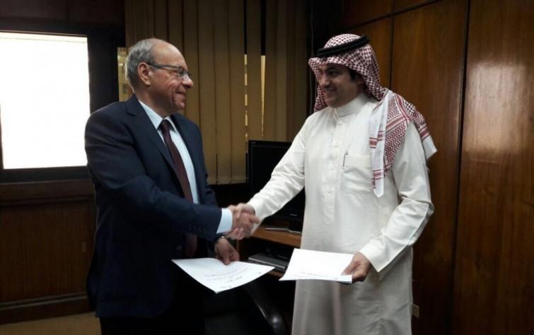 """مذكرة تفاهم بين """"الخليج العربي للدراسات الإيرانية"""" و""""الأهرام"""" تنبئ بمشروعات بحثية عملاقة"""