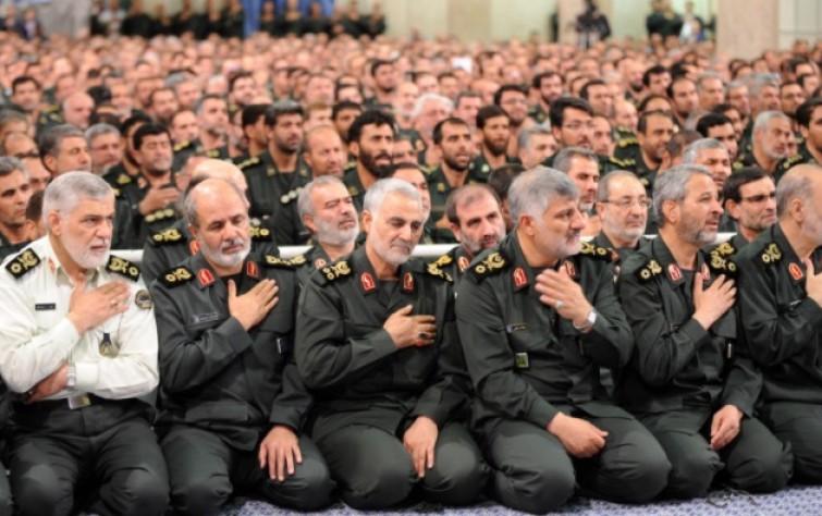 فرضية العدو في العقيدة العسكرية الإيرانية