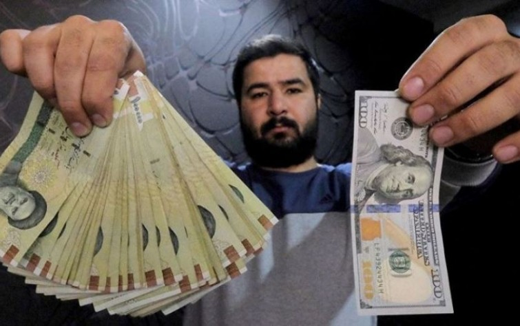 تطورات سعر الدولار أمام التومان الإيراني من يناير إلى يونيو 2018