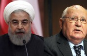 غورباتشوف إيران وكذبونيا الصمود الإيراني