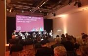 «رصانة» يشارك في القمة العالمية لمراكز الفكر ومؤسسات المجتمع المدني ببروكسل