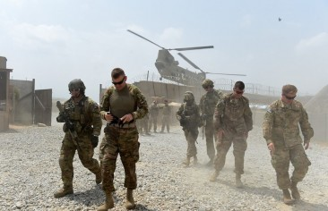 الانسحاب الأمريكي من أفغانستان.. هل يشكل فرصة لإيران؟