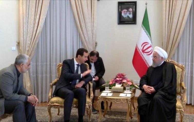 زيارة الأسد لطهران ودلالاتها السياسية