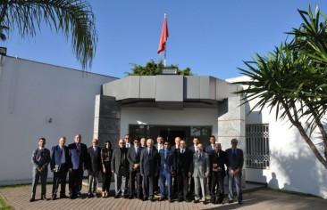 المعهد الملكي المغربي و«رصانة» يعقدان مؤتمرًا حول إيران في الرباط