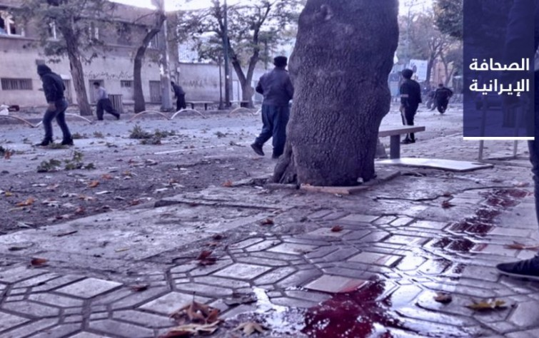 مقتل مسؤول في استخبارات الشرطة خلال اشتباكات بـ «عنبر آباد».. وسجن 3 محتجِّين من كرمانشاه 17 عامًا تعزيريًّا