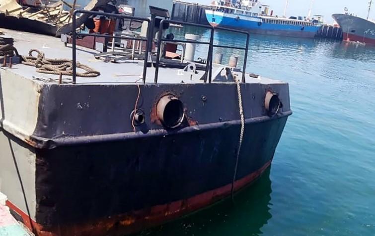 خطر المناورات البحرية الإيرانية