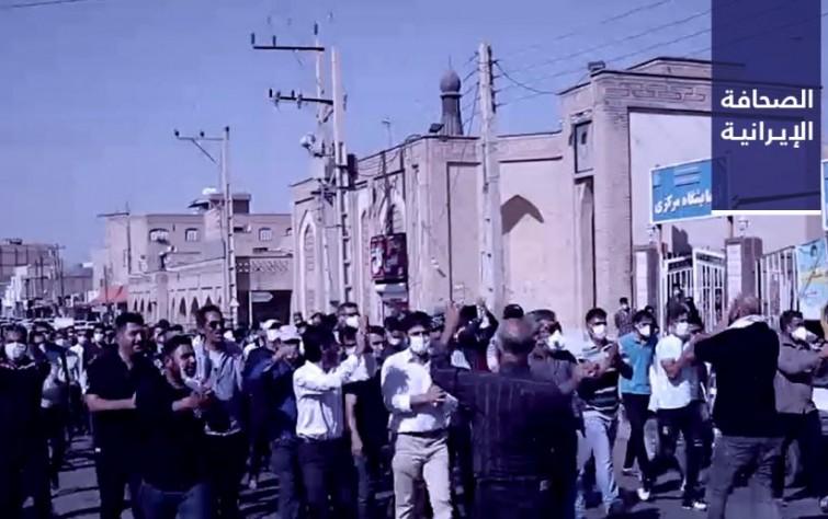 برلمانيٌ إيراني: ظريف يُريد إخفاء أخطائه تحتَ راية المرشد..  وإصابةُ زوجة ابن الخميني بـ «كورونا» وقطر تُرسل طائرةً مجهَّزة لعلاجها