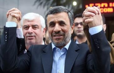 دلالات رسالة أحمدي نجاد لوليّ العهد السعودي