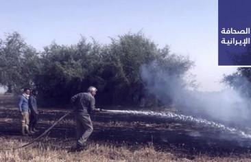 تأكيد إعدام 5 متظاهرين في احتجاجات 2018م.. واحتراق 4 هكتارات من مزارع القمح في شهركرد