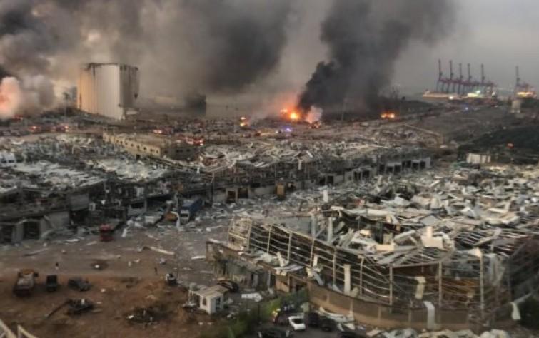 انفجار بيروت يثير الذعر في إيران