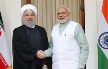 إيران والهند تتعاونان لمواجهة الوقائع الإقليمية المعقَّدة