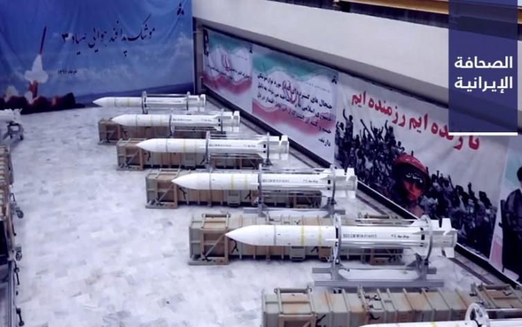 نائب إيراني: البرلمان لا يسعى لتقليص صلاحيات «صيانة الدستور».. وعقوبات أمريكية على 20 فردًا وكيانًا مرتبطين ببرامج إيران النووية والصاروخية