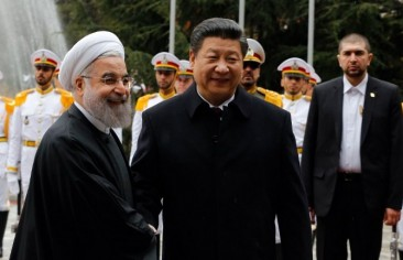 العلاقات الصينية-الإيرانية..آفاق الشراكة الإستراتيجية في عالمٍ مُتغير