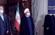 روحاني يلغي اجتماع رؤساء السلطات.. ومسؤول بمكتبه ينتقد رئيس البرلمان