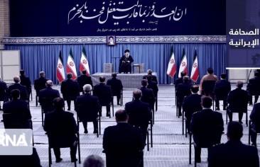 خامنئي: سنعود إلى تعهُّدات الاتفاق النووي إذا ألغوا العقوبات.. وذو النوري يرفض الترشُّح للرئاسة