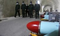 إيران تواصل بناء مدن الصواريخ تحت الأرض