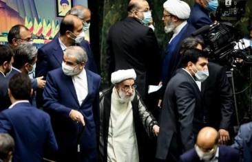 رقم قياسي لوفيات «كورونا» في إيران ورئيسي لم يتحدَّث عن الفيروس يوم تنصيبه.. واعتقال 300 شخص في خوزستان ونقابة المعلِّمين تحتجّ على تقييد الإنترنت