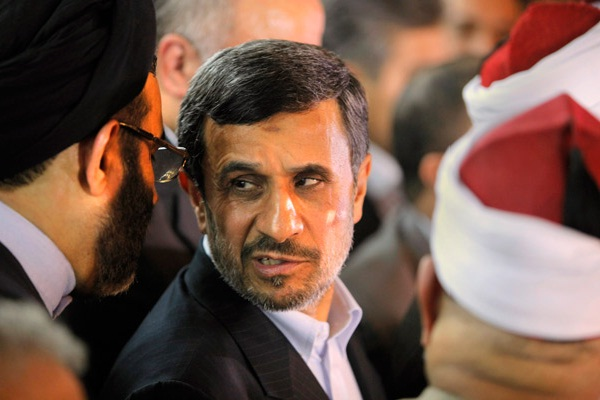 أحمدي-نجاد