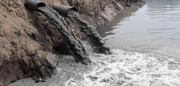 اسباب_تلوث_الماء