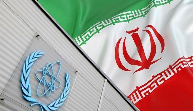 ايران والوكالة الدولية للطاقة الذرية تتوصلان الى اتفاق