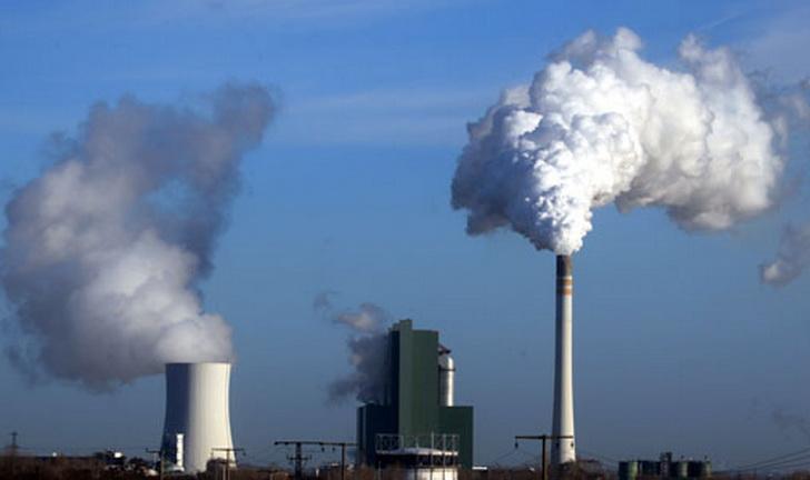 ghadi news - Industrial Pollution