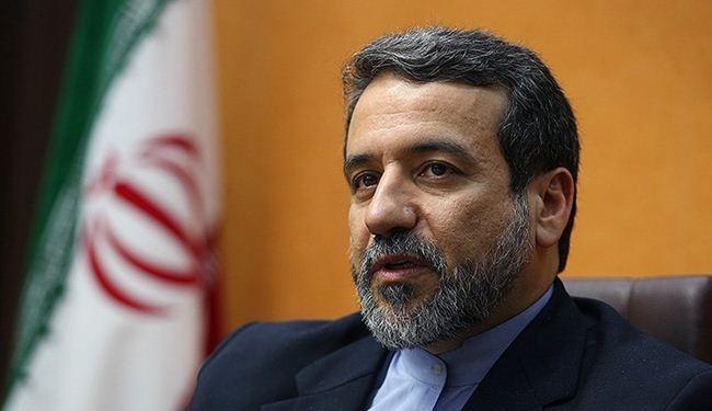 عراقجي: موضوع التخصيب هو معركة الارادات بين ايران ومجموعة (5+1)