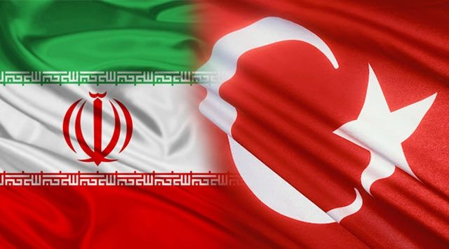 إيران وتركيا