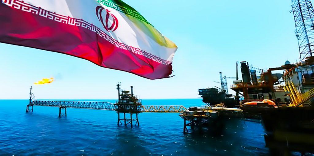 عائدات الصادرات النِّفْطية الإيرانية